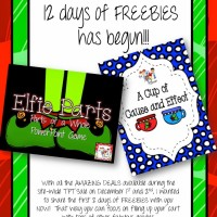 12 Days of FREEBIES
