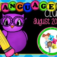 PRE-ORDER SALE!!! August Language Club