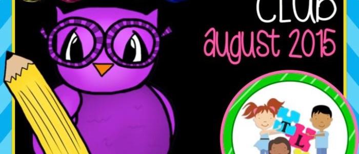 PRE-ORDER SALE!!! August Language Club