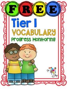 Tier 1 Vocab