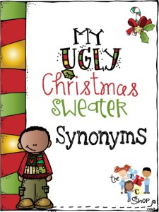 Ugly Sweater Synonyms